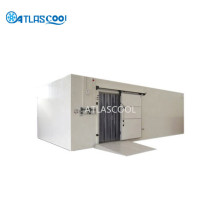 Blast freezer cold storage for fish and meat