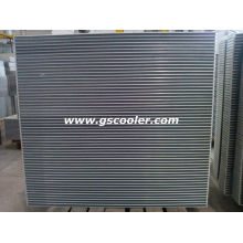 Brazed Core for Air Compressor Cooler