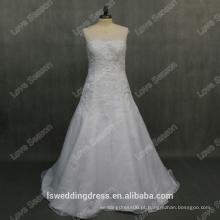 RP0100 Plus tampa de malha luva de cristais de renda vestido de noiva vestidos de baile 2015 vestidos de casamento feitos sob encomenda vestido de casamento brasileiro 2015