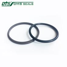 o anel plástico dos encaixes hidráulicos do selo do anel
