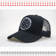 High Quality Fashion Black 6 Panel Baseball Caps for Sale