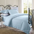 1cm Cotton Damask Stripe Duvet  Cover
