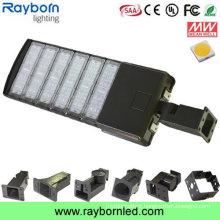Waterproof IP65 Adjustable Module Design 300W Parking Lot Shoebox LED Street Light
