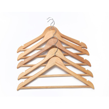 2021 cheapest Clothes wooden hanger