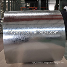 dx51d z140 galvanized steel coil