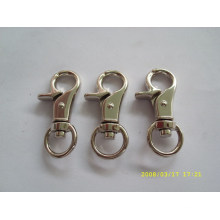 high quality custom mini metal snap hook for bag