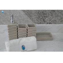 Accesorios de baño de decoración del hogar / conjuntos de accesorios de baño de hotel