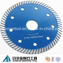 "4.5"" Super Thin Turbo Blade for Ceramic Tile Cutting"