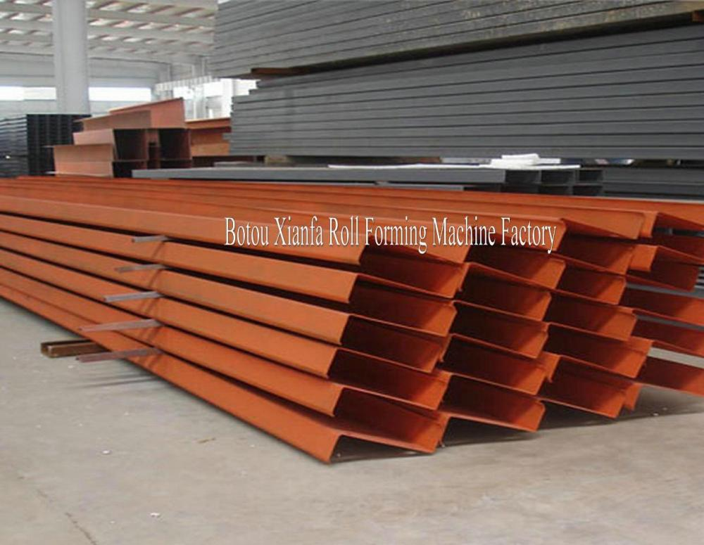 Z Girt Structural Steel Roll تشكيل آلة