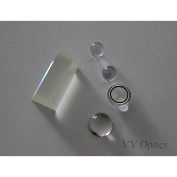 B270 Glass Pyramid Prism with Metallic Coating for Optical Instrument From China