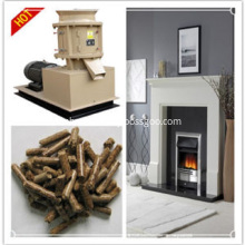 Vertical Type Ring Die Wood Pellet Mill Machine