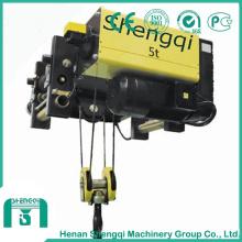 Équipement de levage général Palan électrique modèle ND 5 tonnes