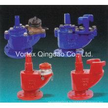 Китай Vortex BS750 пожарный гидрант