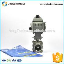 JKTLEB052 automated api 6d 5 inch manifold valve