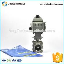 JKTLEB052 автоматический 5-дюймовый клапан коллектора API 6d