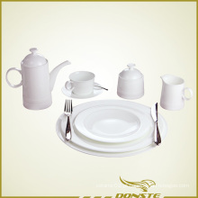8 PCS Western Tableware Série Melody