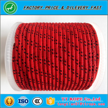 3mm braided polyester rope with factory price