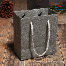 Buy kraft gift paper bag for jewelry packaging