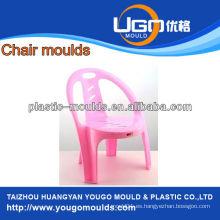 El plástico caliente de la venta embroma los moldes de la silla con el brazo para la escuela