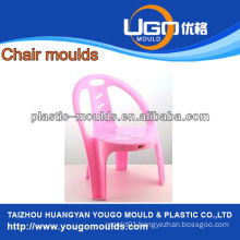 Hot sell Plastic kids chair moulds with arm for school