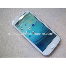 I9300 Mtk6577 White Black Blue 960*540 Multi-touch Screen Dual Core Cpu Android 4.1 512m Ram 8mp Unlocked I9300