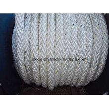 Corda multifilamento de 12 cordas PP