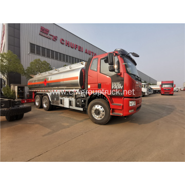 6x4 20000liters Oil Tanker/Fuel Tanker Truck