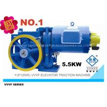 YJF120WL Villa Elevator Traction Machine