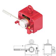 Elevador Magnetic Permanente Pml3-6 Levantamento Industrial de Mão