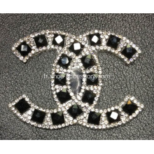 Hot-Sell Rhinestone Applique, Self Adhesive Sticker Sheets