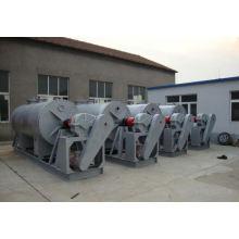 2017 ZPG series vacuum harrow drier, SS bin drying corn, powder crop drying