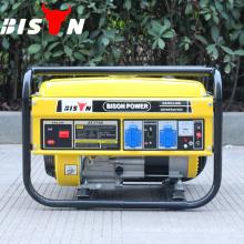 BISON (CHINA) Manueller Start Hand Start Astra Korea Benzin Generator, Astra Korea Generator ast3700 3.5 kw
