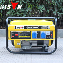 BISON(CHINA) Manual Start Hand Start Astra Korea Gasoline Generator, astra korea generator ast3700 3.5 kw