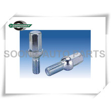 M12x1.50 Wheel lug bolts Color wheel lock bolts Auto Wheel hub bolts