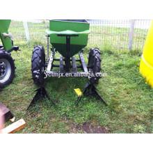 plantadora de patatas máquina de la gricultura máquina de siembra de patatas y fertilizantes