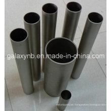 Alta calidad de titanio alrededor de tubos