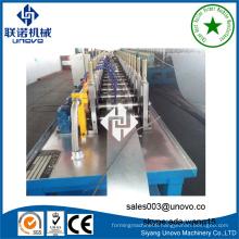 UNOVO machinery lock seam flat tube cold forming machine