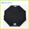 Publicidad Paraguas plegable personalizado (RUM-010)