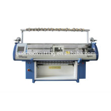 Manufacturer three system computerized flat knitting machine