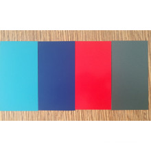 Couleur bleu foncé PVDF Coating Aluminium Coil