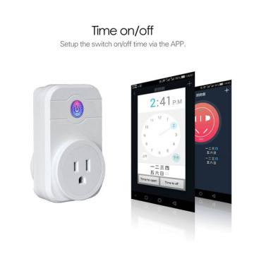 LED-lights Best Smart WiFi Wall Plug Socket
