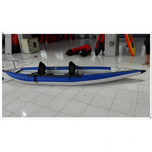 2 Persons Inflatable Kayak with Padal