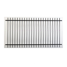 Net métallique de haute qualité, mailles de soudure, panneau de clôture
