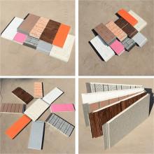 Painel de madeira para parede exterior
