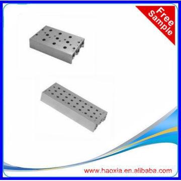 Low Price 100-400 Series Vale Manifolds Solenoid Valve Base