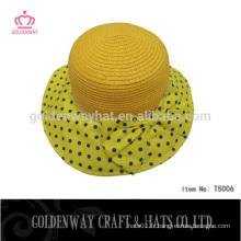 Chapeaux de paille soleil parapluie enfants pour enfants