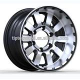 5/6X114.3-139.7 replica alloy wheel rims from guangzhou 5 hole used rims for sale for cars