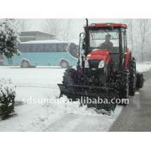 Traktor Schneepflug