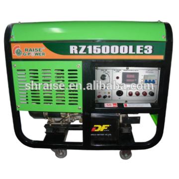 Дизельный генератор с воздушным охлаждением с воздушным охлаждением с функцией ATS и AVR
