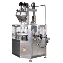 Milk Powder Filling Machine Line Spices Powder Packing Automatic Bottle Filling Capping Machine